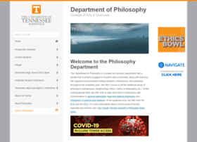 philosophy.utk.edu