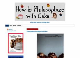 philosophyandcake.blogspot.com