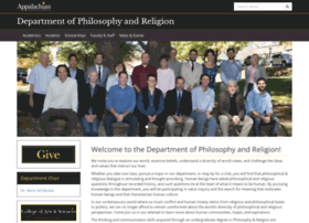 philrel.appstate.edu