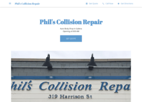philscollisionrepair.com