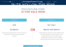 philtaylor.com