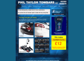 philtaylortowbars.co.uk
