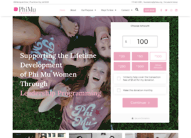 phimufoundation.org
