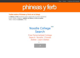 phineasferb.org