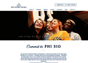 phisigmasigma.org