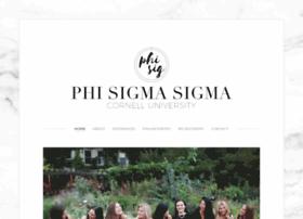phisigmasigmacornell.com