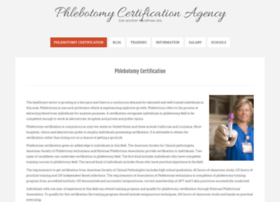 phlebotomycertification.co