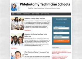 phlebotomytechnicianschools.org