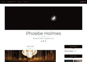 phoebeholmes.com