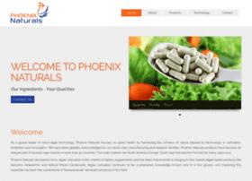 phoenix-naturals.com
