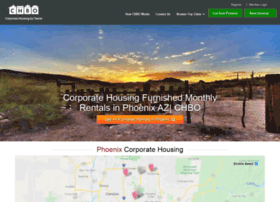 phoenix.corporatehousingbyowner.com