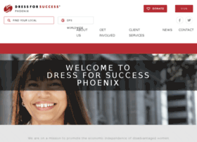 phoenix.dressforsuccess.org