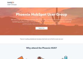 phoenix.hubspotusergroups.com