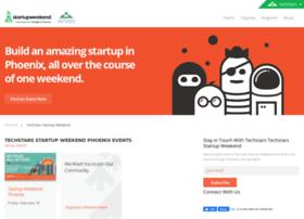 phoenix.startupweekend.org