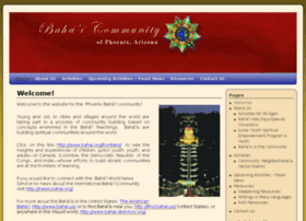 phoenixbahaicommunity.org