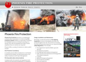 phoenixfireprotection.co.za