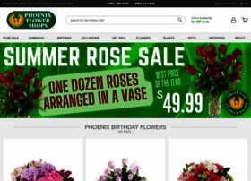 phoenixflowershops.com