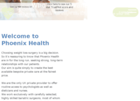 phoenixhealth.orbitalmediaapps.co.uk