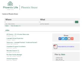phoenixhouse.jobs