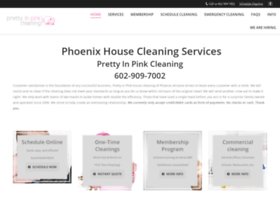 phoenixhousecleanings.com