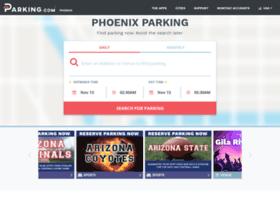 phoenixparking.spplus.com