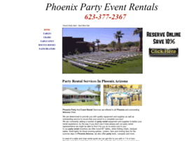 phoenixpartyeventrentals.com