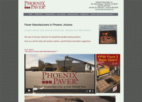 phoenixpaver.com