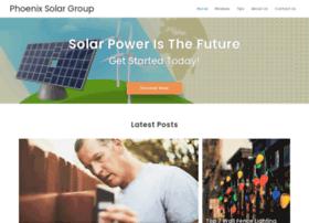 phoenixsolar-group.com