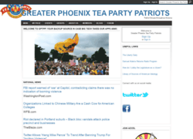 phoenixteaparty.ning.com