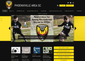 phoenixvillesoccer.org