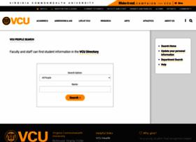 phonebook.vcu.edu