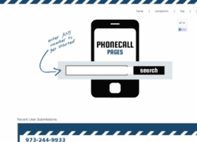 phonecallpages.com