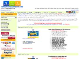 phonecard911.com