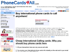 phonecards4all.com