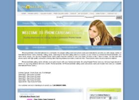 phonecardsmile.com