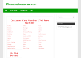 phonecustomercare.com