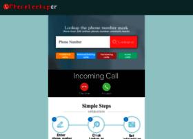 phonelookuper.com