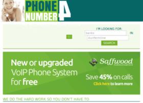 phonenumber4.co.uk