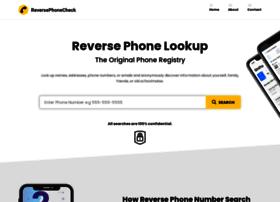 phoneregistry.com