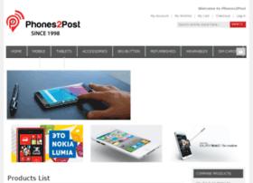 phones2post.co.uk