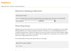 phoneshopbysainsburys.co.uk