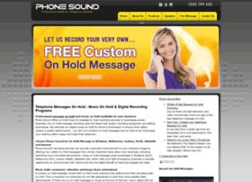 phonesound.com.au
