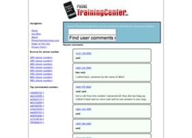 phonetrainingcenter.com