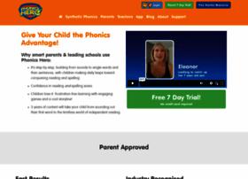 phonicshero.com