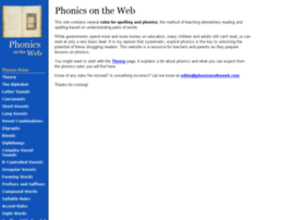 phonicsontheweb.com