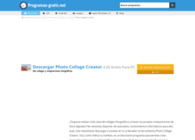 photo-collage-creator.programas-gratis.net