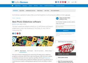 photo-slideshow-software-review.toptenreviews.com