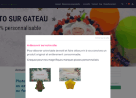 photo-sur-gateau.com