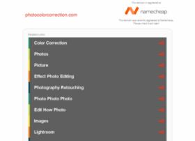 photocolorcorrection.com