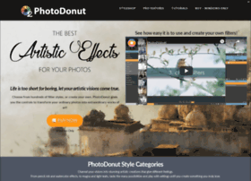photodonut.com